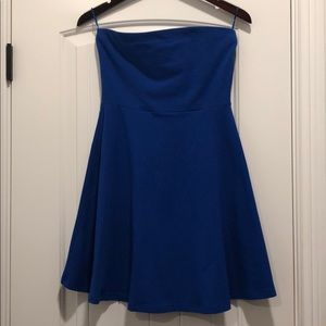 Express strapless summer dress. Size M.